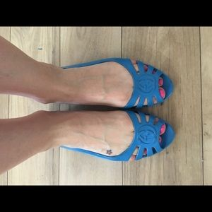 Gucci Jelly Shoes US 7 / Euro 37